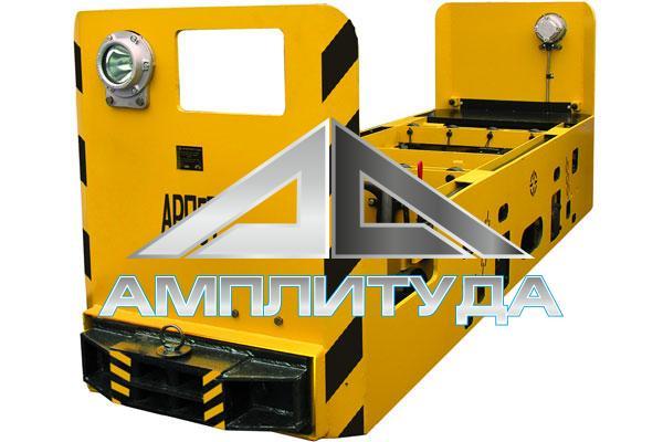 Аккумуляторный электровоз АРП5Т