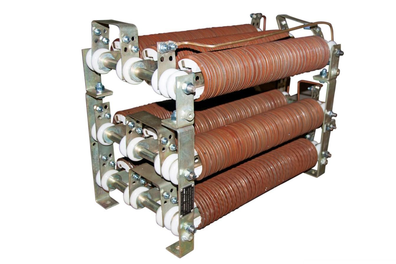 Блок резисторов контактный БРК-001