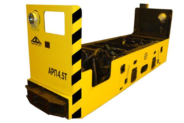 Аккумуляторный электровоз АРП4,5Т