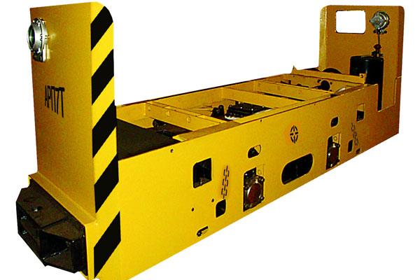 Аккумуляторный электровоз АРП7Т